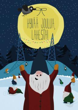 tonttu_lahesta_joulukortti_hood