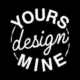 yours mine design logo logodesign logosuunnittelu hood
